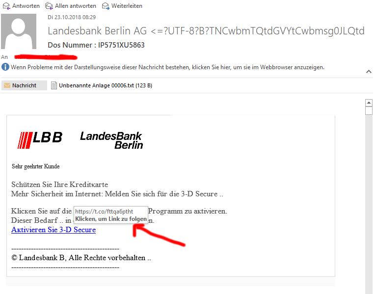 LBB-Phishing