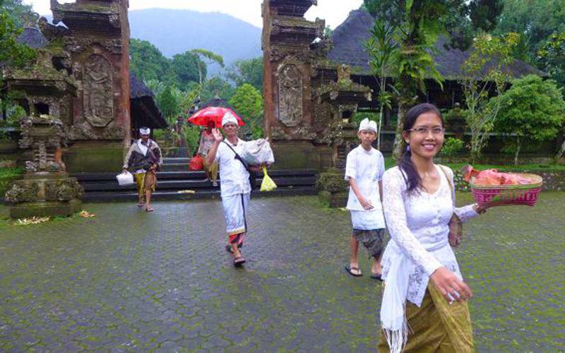Scenerie Bali
